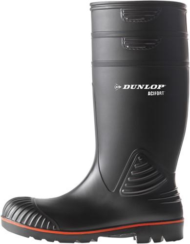 Dunlop A442031 Acifort Knielaars S5 - zwart