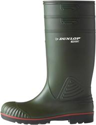 Dunlop A442631 Acifort Knielaars S5 - groen