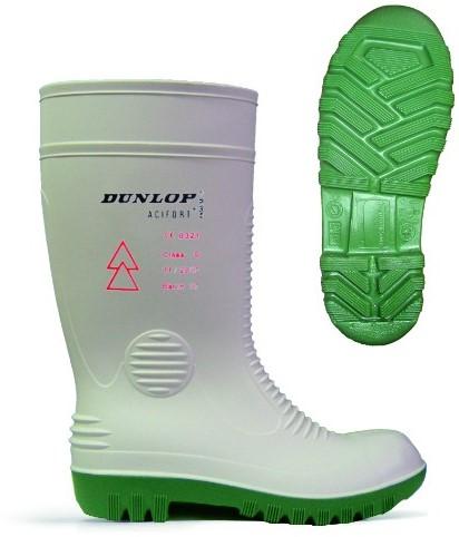 Dunlop A571411 Acifort High Voltage SB - wit