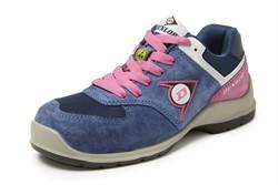 Dunlop Arrow Lage Veiligheidssneaker S3 Dames - blauw