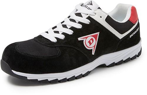 Dunlop Flying Arrow Lage Veiligheidssneaker S3 - zwart