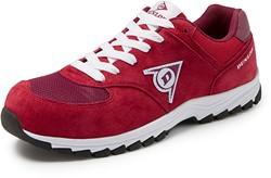 Dunlop Flying Arrow Lage Veiligheidssneaker S3 - rood