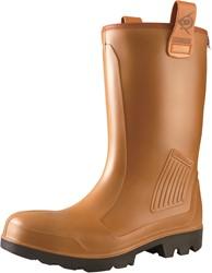 Dunlop C462743 Rigair Laars S5 - bruin