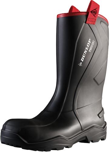 Dunlop C762043.CH Purofort+ Rugged S5 - zwart