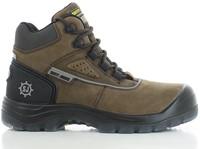 Safety Jogger Geos S3 Metaalvrij - Bruin-1
