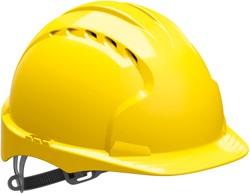 Gevavi EVO2 Veiligheidshelm - geel