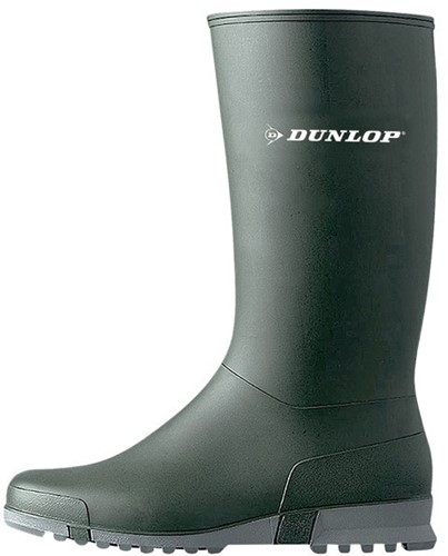 Dunlop K286713.HG Sportlaars PVC - groen