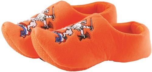 Gevavi Klompslof - oranje (in tasje)