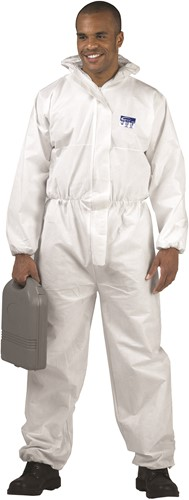 Gevavi GP81 Coverall - wit-L