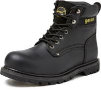 Gevavi GS75 Boston Hoge Veiligheidsschoen S3 - zwart-39-1