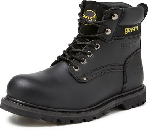 Gevavi GS75 Boston Hoge Veiligheidsschoen S3 - zwart-39