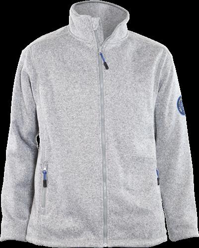 Gevavi GT06 Heren Sweater Fleece Jacket - grijs-S