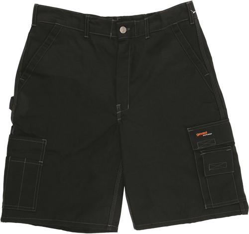 Gevavi GW03 Korte broek - zwart-56