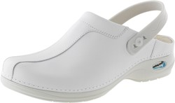 Wash&Go Clog Open - wit