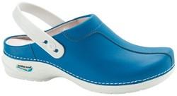Wash&Go Clog Open - licht blauw