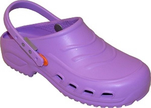 Sun Shoes Zero Gravity EVA Clog - paars