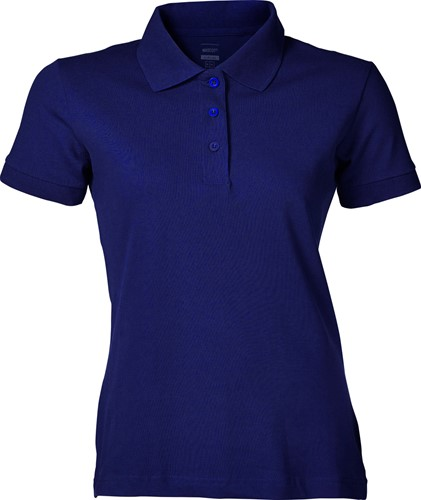 Mascot Grasse Dames Polo Shirt-Navy-XS