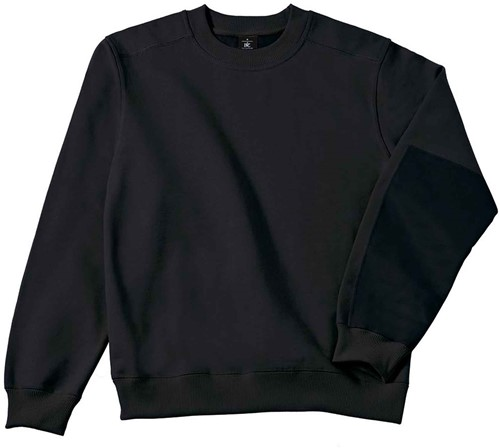 B&C Hero Pro Sweater-Zwart-S