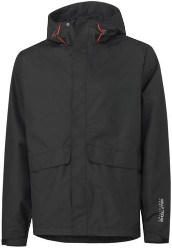 Helly Hansen 70127 Waterloo Jacket - Zwart