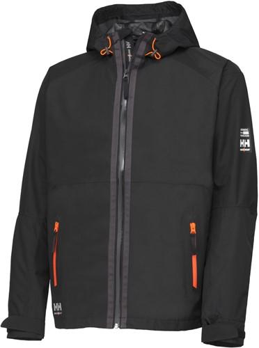 Helly Hansen 71040 Brussel Jacket - Zwart