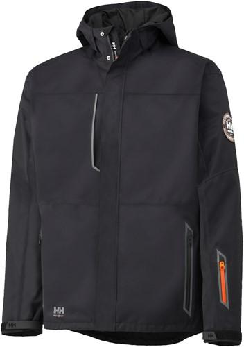 Helly Hansen 71042 Antwerpen Jacket - Zwart