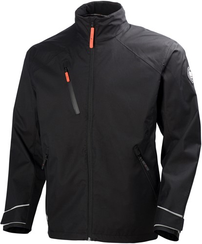 Helly Hansen 71246 Leuven CIS Jacket - Zwart