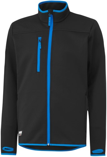 Helly Hansen 75120 Seattle Stretch FZ Shirt