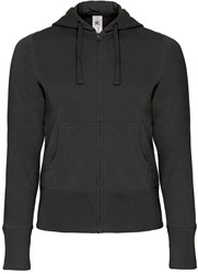 B&C Hooded Full Zip Dames Sweater