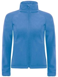 B&C Hooded softshell Jas Dames