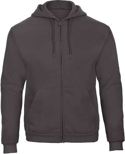 B&C ID.205 50/50 Sweater-XS-Anthracite