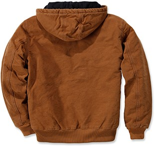 Carhartt Quilt Flannel Lined Sandsteen Active jack