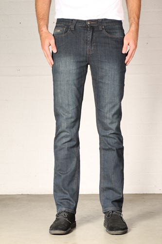 New Star Jacksonville Stretch Denim - dark used- Lengte 30 - Breedte 29
