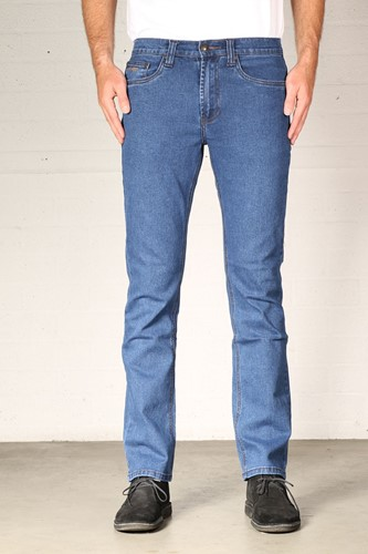New Star Jacksonville Stretch Denim - stonewash-29-.30