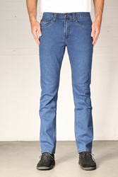 New Star Jacksonville Stretch Denim - stonewash