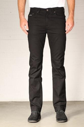 New Star Jacksonville  Stretch Twill - zwart- Lengte 30 - Breedte 29