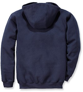 Carhartt Midweight Hooded Sweater-Navy-S-2