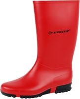 Dunlop K231011.HA Sportlaars PVC - rood-31