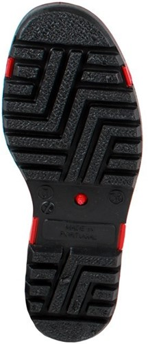 Dunlop K231011.HA Sportlaars PVC - rood-31-2
