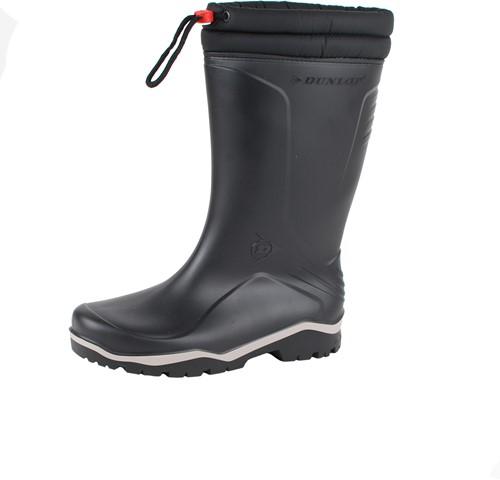 Dunlop K400061 Blizzard Gevoerde Laars PVC - zwart-44-1