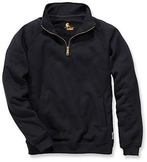 Carhartt Midweight Quarter Zip Mock Neck Sweater