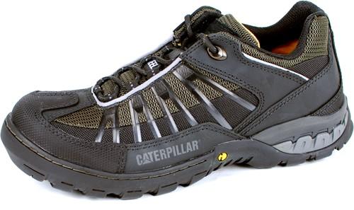 CAT Kaufman P718597 Lage Veiligheidsschoen S1P - zwart-40