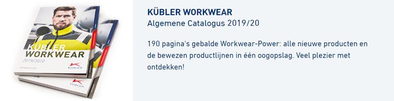 De nieuwe Kubler catalogus is uit!