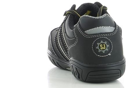 Safety Jogger Lauda S3 Metaalvrij - Zwart [UITLOPEND]-3