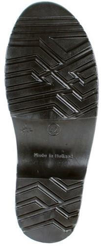 Gevavi Lincoln Gesloten Schoenklomp PU - zwart-44-2