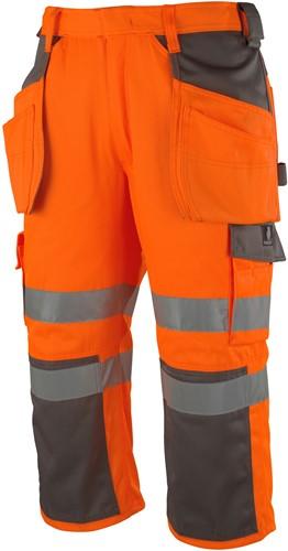 Mascot Lagarto Driekwart Werkbroek - Hi-Vis Oranje