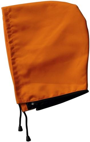 Mascot MacKlin met rits Muts-ONE-Hi-Vis oranje