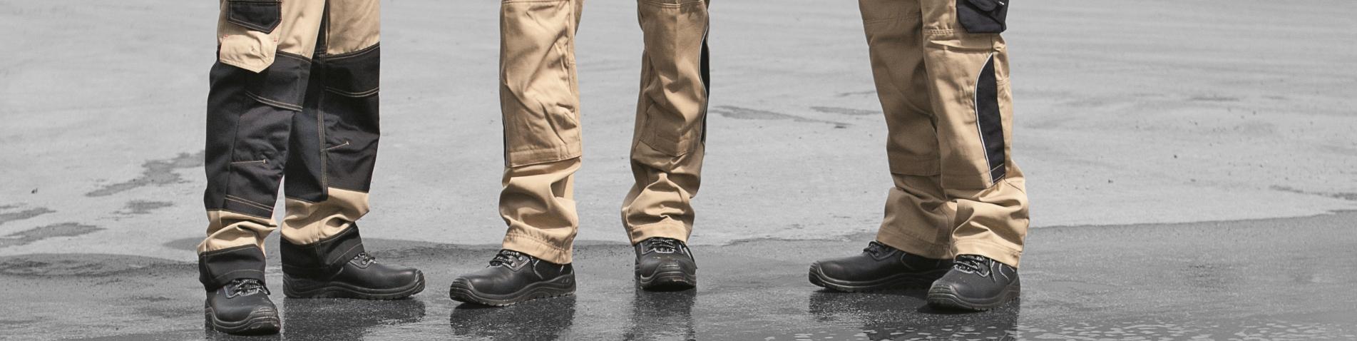Monteurs Schoenen