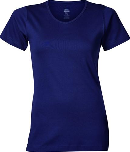 Mascot Nice Dames T-shirt-Navy-XS