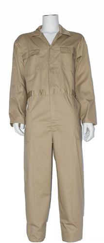 WW4A Overall Polyester/Katoen - Khaki