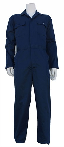 WW4A Overall Polyester/Katoen - Navy